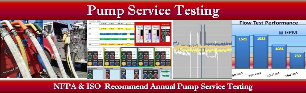 Pump Service Testing - FDSS