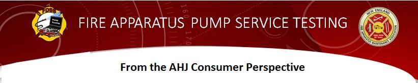 Pump Service Testing 101 Header