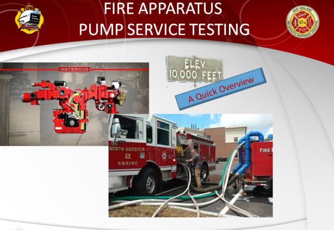 Pump Test 101